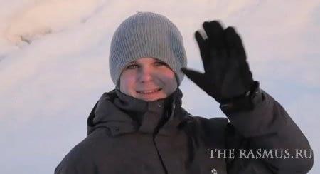 Коротенькое видео с Lauri Ylonen